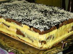 Sweets Cake, Tiramisu, Food And Drink, Baking, Ghibli, Ethnic Recipes, Bakken, Tiramisu Cake, Backen