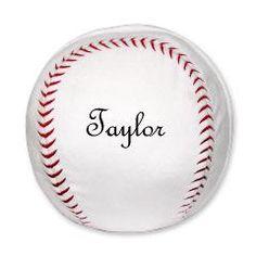Taylor Plush Baseball> Taylor> Personalized Little Treasures