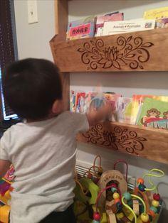 Baby book case