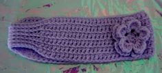 FREE Crochet Patterns: Easy Crochet Headband Earwarmer Pattern