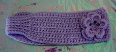 FREE Crochet Patterns: Easy Crochet Headband Earwarmer Pattern