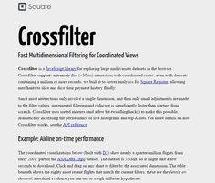 Crossfilter