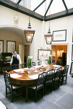 JK Place - Dining room