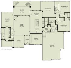 Conner  Drees Homes Interactive Floor Plans Custom Homes Without The Custom Price