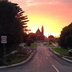 Port Fairy Sunset @portfairypics #portfairypics @destinationportfairy by anneynorth