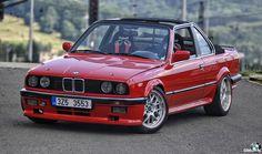 BMW E30 TC Baur ( ///M5 E34 engine) - AC