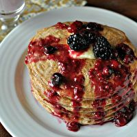 Protein Pancakes by Christina Stanley