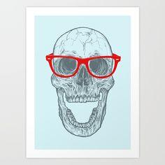 Skull, wayfarers, glasses, smart...