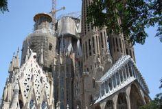 Sagrada Familia – Eventyrrejser læs om vores formiddag ved Sagrada Familia på bloggen