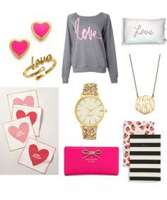 Valentine's Day Gift Guide for {me} Her!