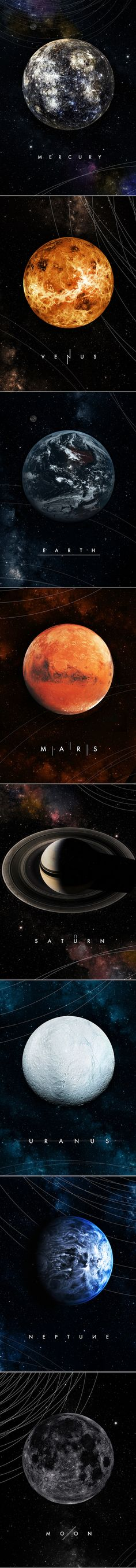 the solar system Cosmos, Space Planets, Space And Astronomy, Fosse Commune, 3d Prints, Space Travel, Space Exploration, Milky Way, Science And Nature