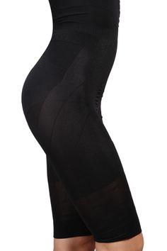 Baru 2016 Wanita Tubuh Pembentuk Pelangsing Shapewear Pakaian Seksi Pembentuk Pembakaran Lemak Bentuk Ramping Bodysuit Celana Ramping Plus Ukuran