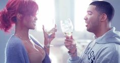 Drake Sweetly Thanked Rihanna For Giving Him His Only No. 1 Hits