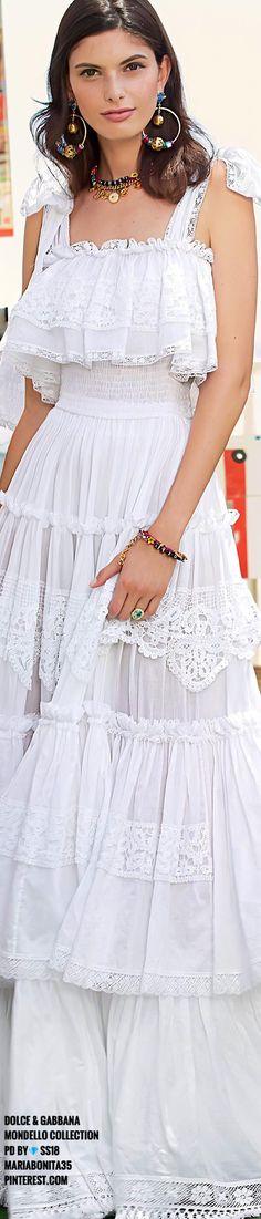 Dolce & Gabbana Mondello Collection SS18