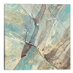 Icanvas 'Blue Water Ii' Giclee Print Canvas Art (€80) ❤ liked on Polyvore featuring home, home decor, wall art, backgrounds, art, decor, blue, filler, textured wall art and water ink painting