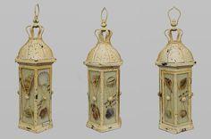 lampa; latarenka; lampion; muszelki; morze