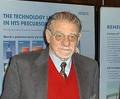 Karl Alexander Müller (born April 20, 1927) is a Swiss physicist. He was awarded the 1987 Nobel Prize in Physics for his work in superconductivity in ceramic materials.