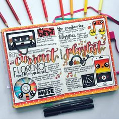Take away the stress of planning your vacations with these Bullet Journal layouts. These are useful pages to add to your Bullet Journal or travel journal to make sure your next vacation is a hit! Plus get inspired by travel pages from amazing creators! Bullet Journal Doodles, Bullet Journal Travel, Bullet Journal Ideas Pages, Bullet Journal Spread, Bullet Journal Inspo, Bullet Journal Layout, Travel Journal Scrapbook, Travel Journals, Art Journals