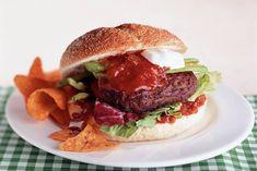 Pittige hamburgers - Recept - Allerhande