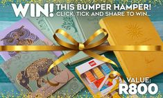 The Papery is giving away a hamper which includes: 2 x 2019 MOM or WOW Diary 1 x Scribblz Journal 1 x Scribblz Journal 2 x Scribblz Foiled Notebooks 1 x pack of LEGO Highlighters + Delivery to one location in South Africa Notebooks, Journals, Delete Pin, Highlighters, Ink Pads, Hamper, Getting Organized, A5, Artsy Fartsy