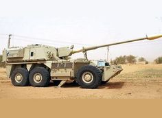 wheeled self-propelled howitzer technical data sheet specifications information description intelligence pictures photos images identification Germany German Rheinmetall defense industry military technology Army Vehicles, Armored Vehicles, Self Propelled Artillery, Armored Truck, Bug Out Vehicle, Military Armor, Defence Force, Armored Fighting Vehicle, Military Equipment
