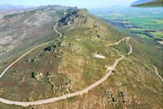 Gliders view of the Dasklip Pass Places To Travel, Places To Visit, Mountain Pass, Zimbabwe, Gliders, Colorado Springs, Rifles, Homeland, Geology