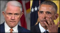 OBAMA IS DEAD IN THE WATER! JEFF SESSIONS JUST DROPPED CRUSHING NEWS THA...