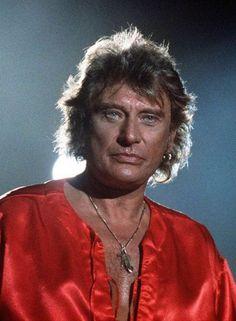 Johnny Hallyday. Johnny Halliday, Jean Philippe, Laetitia, Christian Audigier, Freddie Mercury, Portrait, Rock N Roll, Boss, Singer