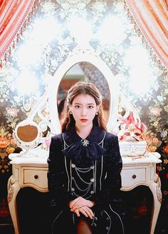 IU is back with another badass role in her new Kdrama Hotel del Luna must watch it Black Actresses, Korean Actresses, Hollywood Actresses, Korean Actors, Actors & Actresses, Indian Actresses, Child Actresses, Korean Star, Korean Girl