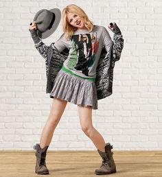 chloe moretz aeropostale    Chloe Grace Moretz Named Aeropostale's First-Ever Celeb Brand ...