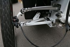 cargo bike cable steering - Google Search
