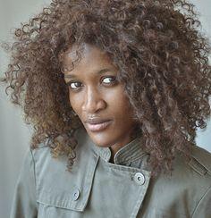 #woman #beauty #hairstyle #femme #belle #model