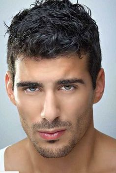 16 Best Men S Coarse Hair Haircut Images In 2016 Haircuts For