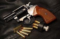 Colt Detective Special, Blued