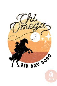 Geneologie   Rodeo Bid Day Theme   Western   Rope   Horse   Sorority Recruitment Sorority Recruitment Themes, Sorority Banner, Sorority Bid Day, Sorority Life, Sorority Shirts, Bob Marley, Westerns, Bid Day Shirts, Wild West Theme