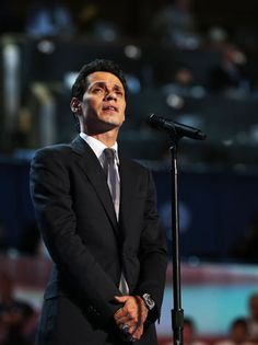 -Marc Anthony He may be old but he's still got it.