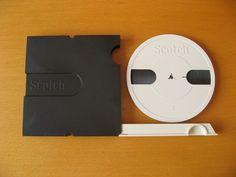 1 x 3m Scotch 215 Magnetic Tape Superlife LP Tonband HiFi, 18cm Spule, neuw. OVP