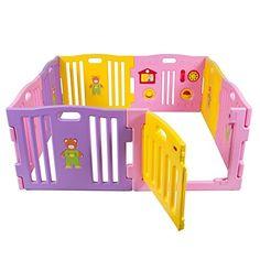 Baby Playpen Kids 8 Panel Safety Play Center Yard Home Indoor Outdoor Pink Girls  http://www.babystoreshop.com/baby-playpen-kids-8-panel-safety-play-center-yard-home-indoor-outdoor-pink-girls/