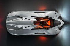 Self-Assembling Automobiles : 3D-Printed Car