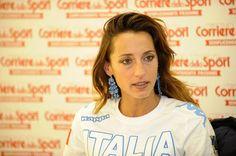 VISTO DAL basso    : SCHERMA Elisa Di Francisca si racconta sul Corrier...
