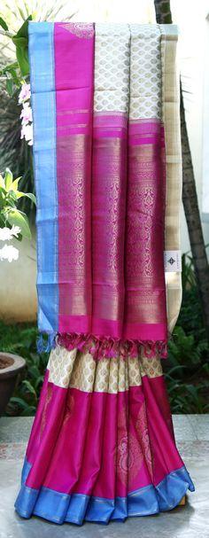 Kanchivaram Silk L01242 | Lakshmi