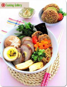Spicy Shoyu Ramen   Cooking Gallery