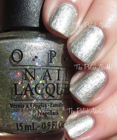 "OPI ""Is This Star Taken?"" From the 2015 Starlight Holiday Collection"