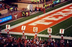 The University of Texas at Austin  Texas Longhorns Football Countdown: 52 days!      Photo by jrandallc via Flickr Creative Commons.