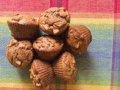 Soft Apple Cinnamon Muffins