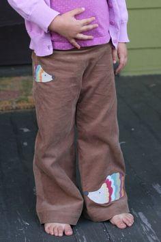 cute little girl pants!
