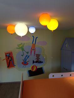 Incredible lights by design of Boris Klimek for Brokis