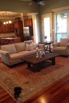 that persian rug!