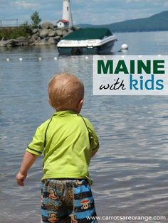 {Things to Do with Kids in Maine} This list is focused on southern Maine but includes some of my very favorites. I grew up in Maine and am so grateful for that fact every day. I am even more grateful for the fact that my husband and I bring our children to this neck of the woods each summer. | re-pinned by www.wfpcc.com