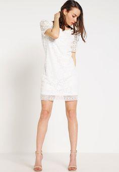 Vero Moda Petite VMME - Sukienka letnia - bright white za 189 zł (06.05. f3ed30a243